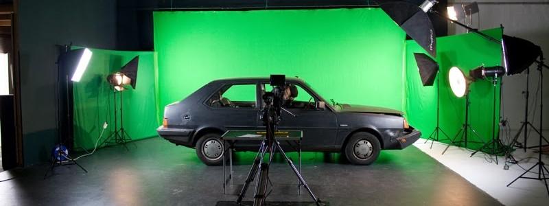 02/14: Dreh für ein Musikvideo / Vorproduktion