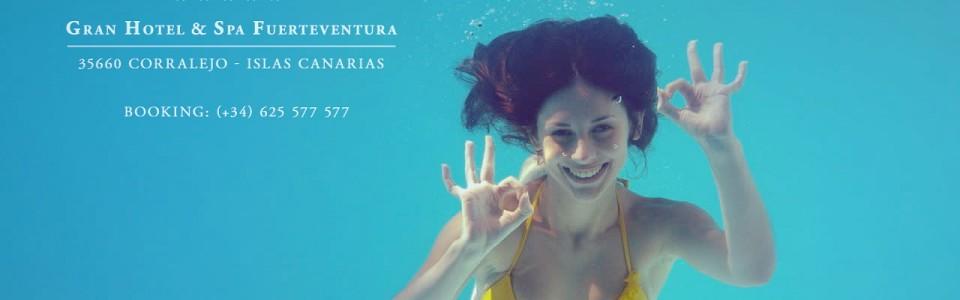 04/15: Werbespot (2) Hotel & Spa Fuerteventura