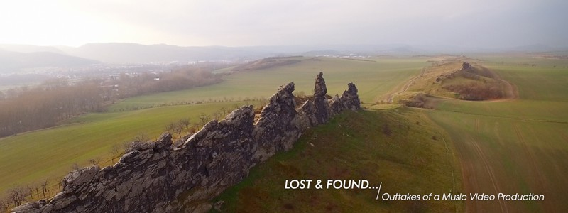 """03/16: Flugaufnahmen: Outtakes """"Lost & Found"""""""
