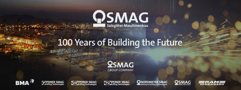 """06/19: Industriefilm-Imagefilm """"100 YEARS SMAG"""""""