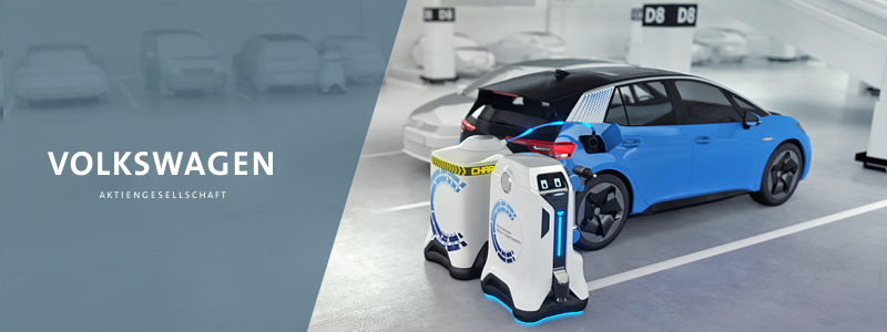 """01/20: 3D Animation-Werbespot """"VW-Roboter"""""""