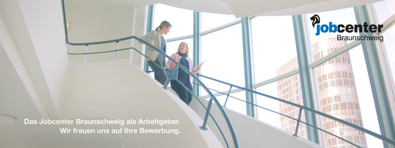 "03/20: Recruiting-Video-Kampagne ""Jobcenter"""