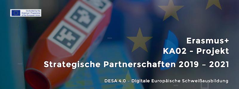 "07/21: Dokumentation""EU-Schweißausbildung"""