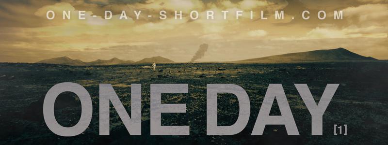 """10/21: Kurzfilm """"ONE DAY [1]"""""""